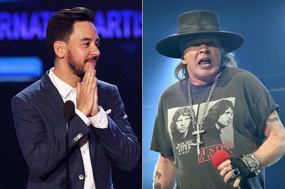Linkin Park, Guns N' Roses Up for 2018 Billboard Music Awards