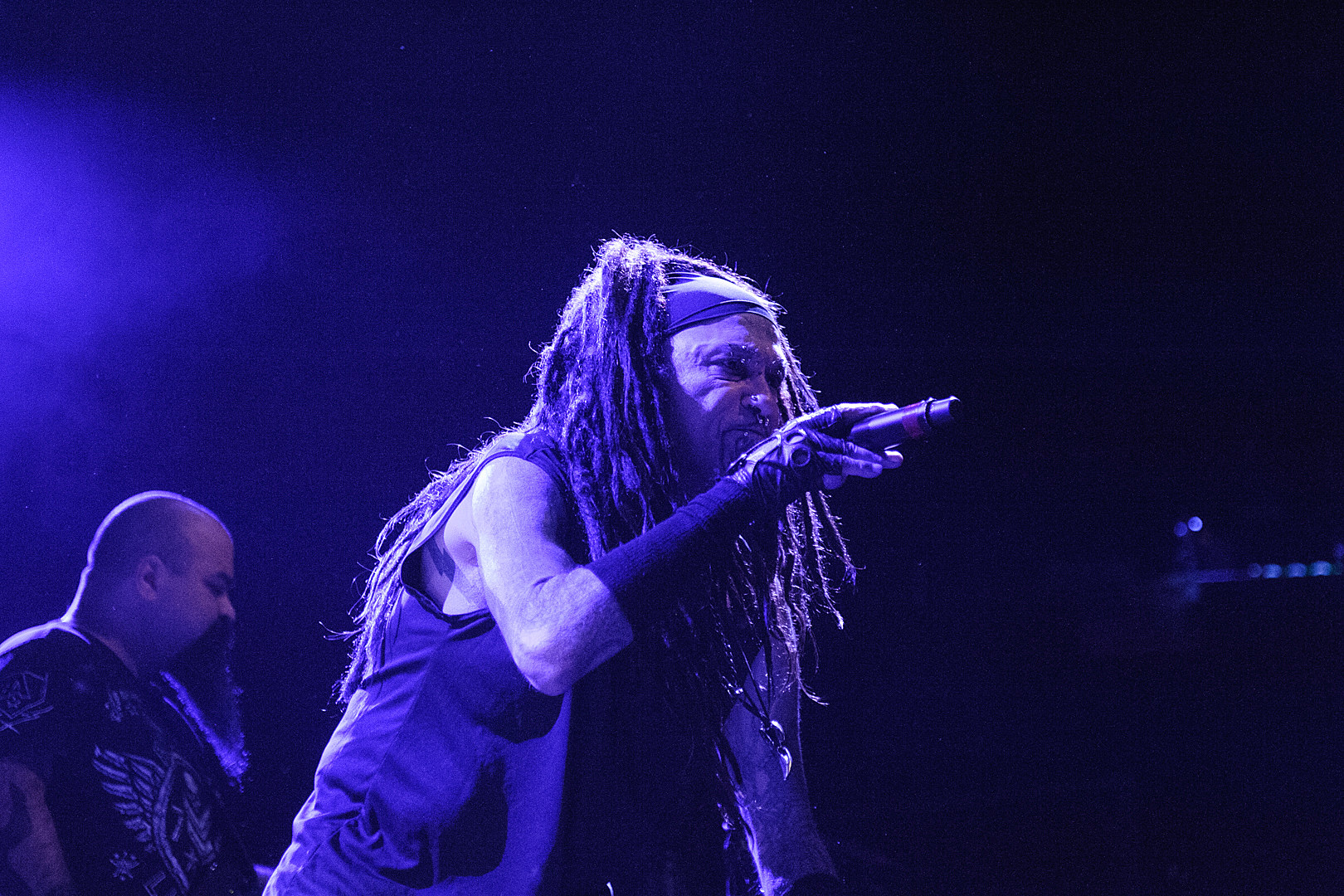 Ministry Book Late 2018 North American Tour
