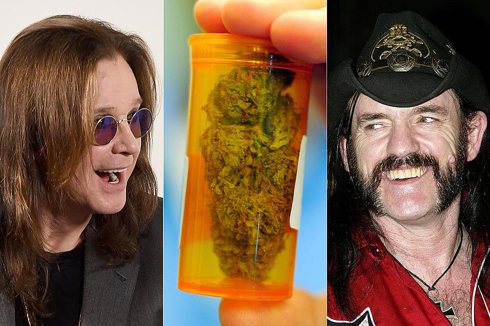 20 Most Metal Marijuana Strains