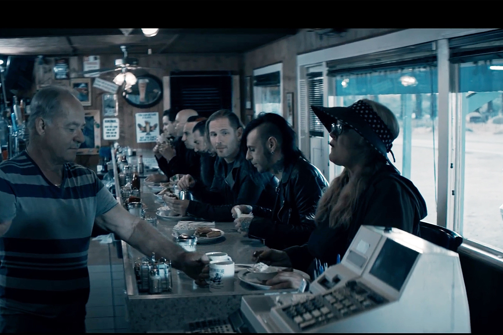 Stone Sour Turn Dark With 'The Uncanny Valley' Lyric Video