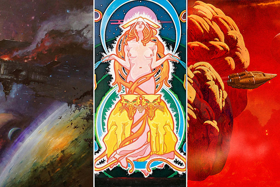 11 Great Space Rock + Metal Albums You Need To Know