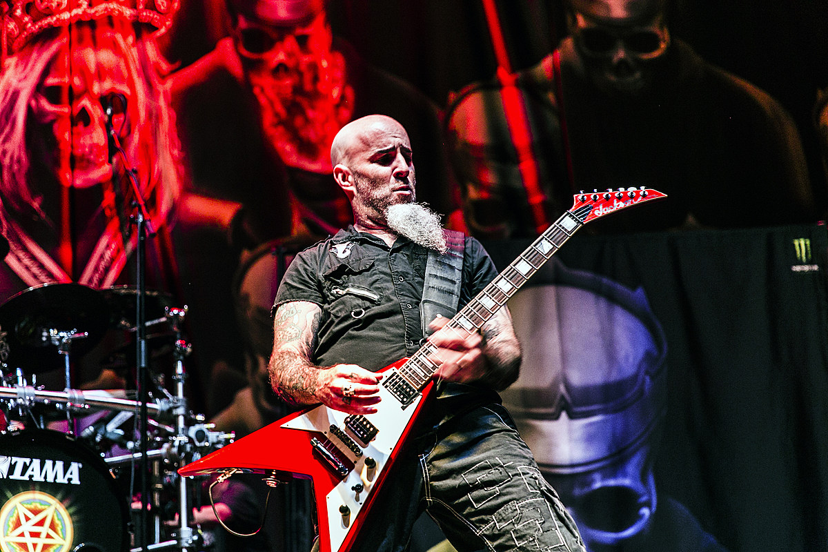 Anthrax's Scott Ian: How I Learned to Play Guitar
