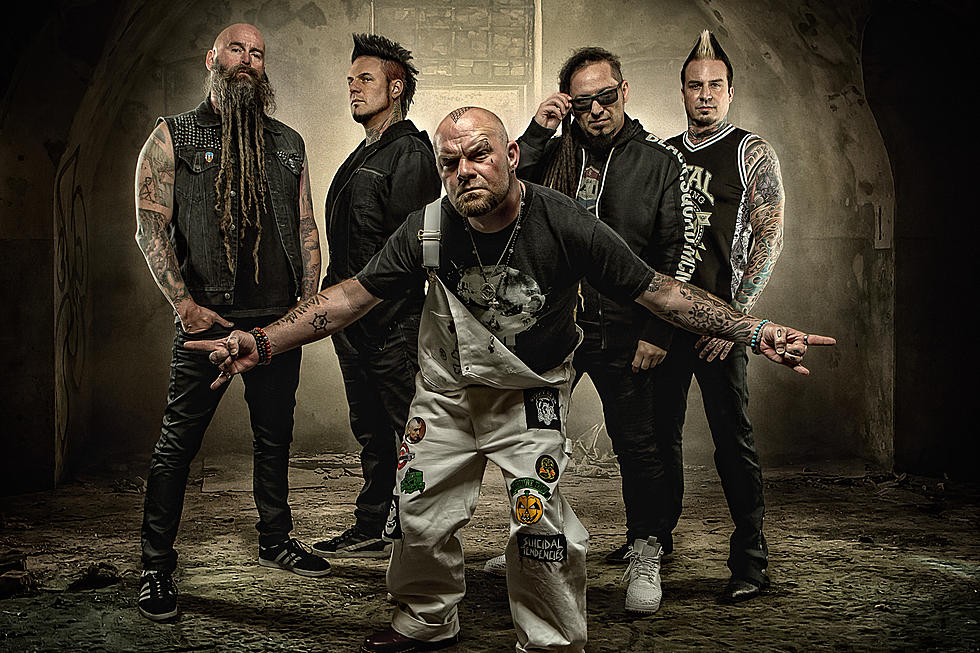 Five Finger Death Punch: Ivan Moody Marks One Year of Sobriety