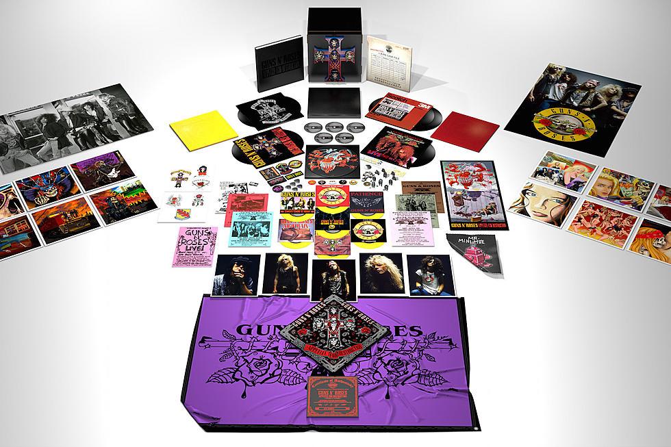 Guns N' Roses Detail $999 'Appetite for Destruction' Box Set