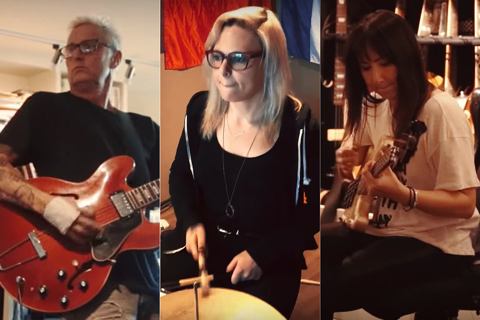 Mike McCready + KT Tunstall Cover 'I Won't Back Down'