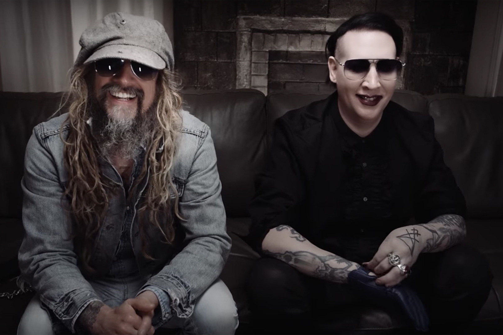 Rob Zombie Talks Squashing Feud With Marilyn Manson
