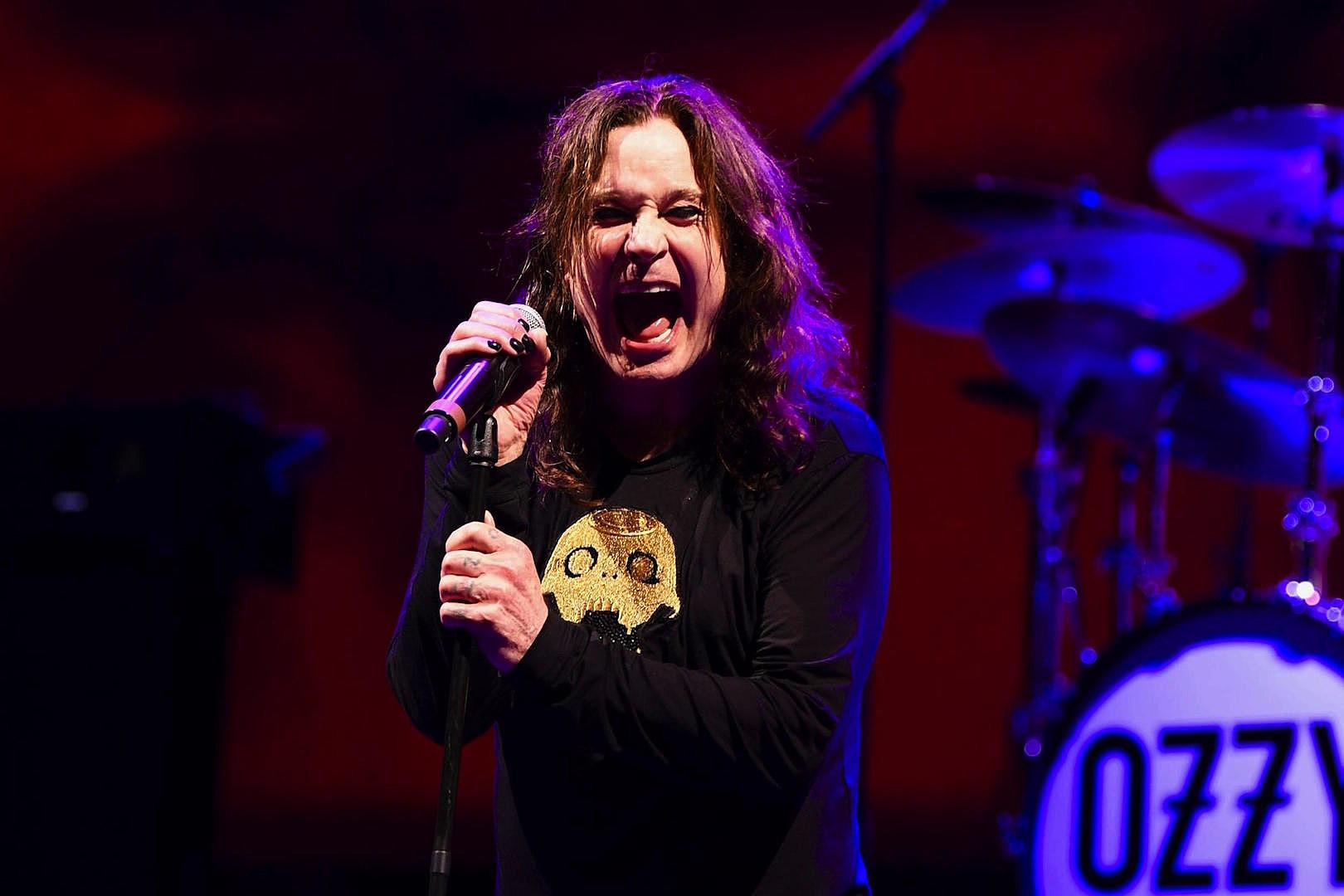 Watch Ozzy Osbourne's Grandkids Head Bang + Sing to 'Crazy Train'