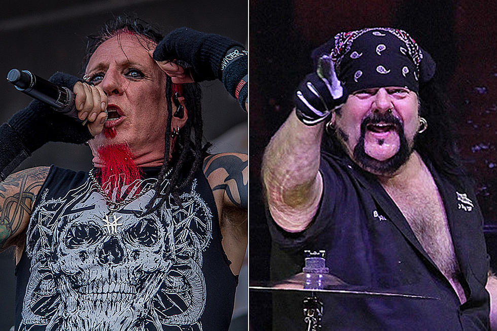 Hellyeah's Chad Gray Issues Statement on Vinnie Paul's Death