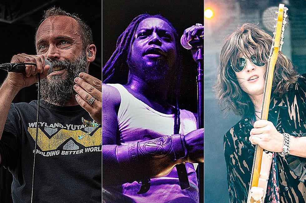 Clutch Invite Sevendust + Tyler Bryant for Fall 2018 Tour