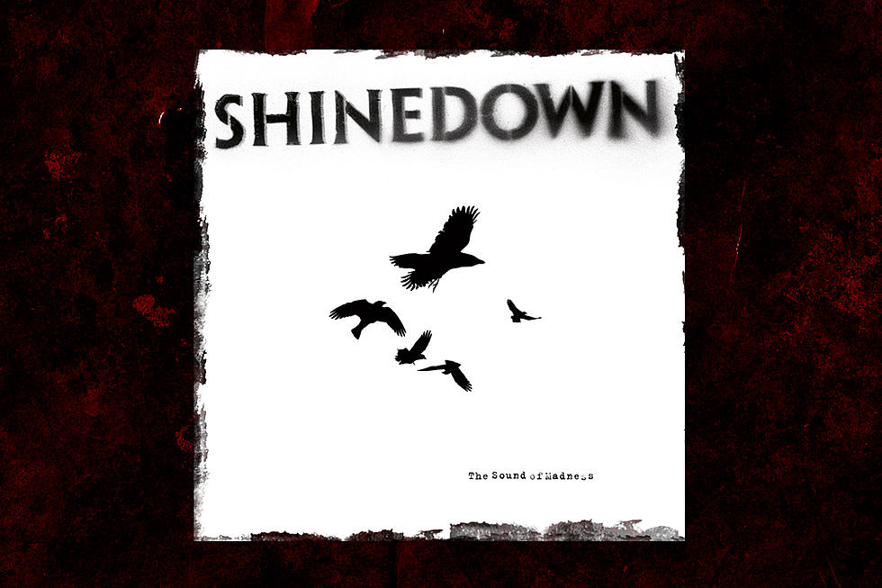 10 Years Ago: Shinedown Release 'The Sound of Madness'