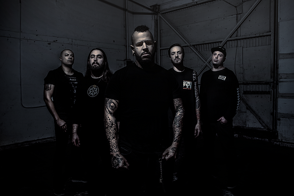 Bad Wolves' Doc Coyle Explains Eventual End to 'Ex-Man' Podcast