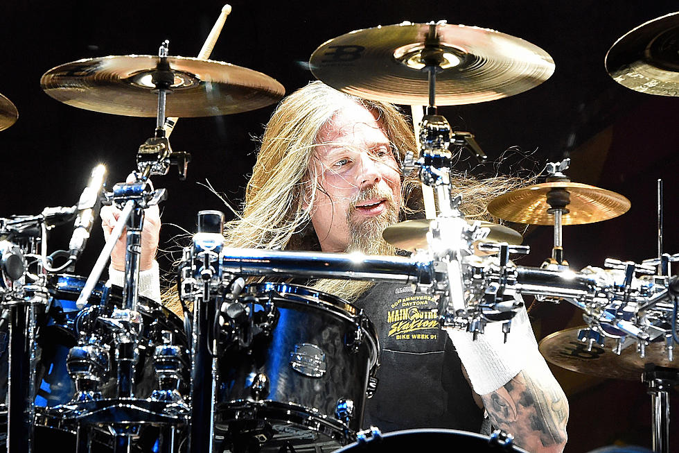 Chris Adler Returning to Stage in October, Not With Lamb of God