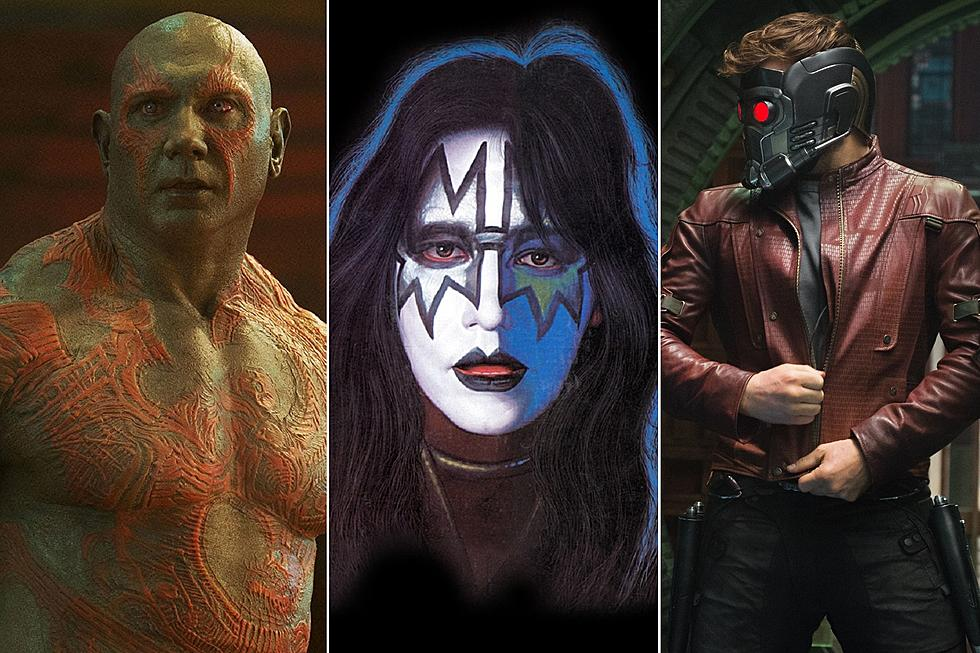 Ace Frehley the Subject of Argument in Deleted 'Avengers' Scene