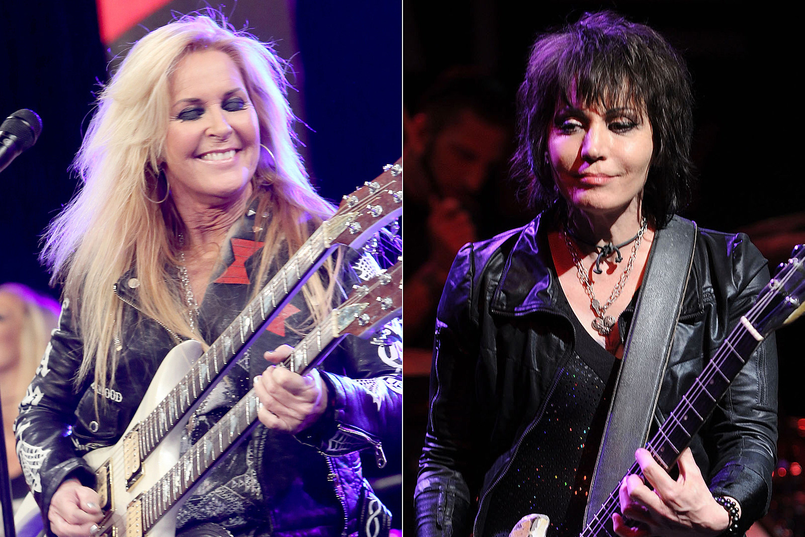 Lita Ford Invites 12-Year-Old Onstage for 'Kiss Me Deadly' Duet