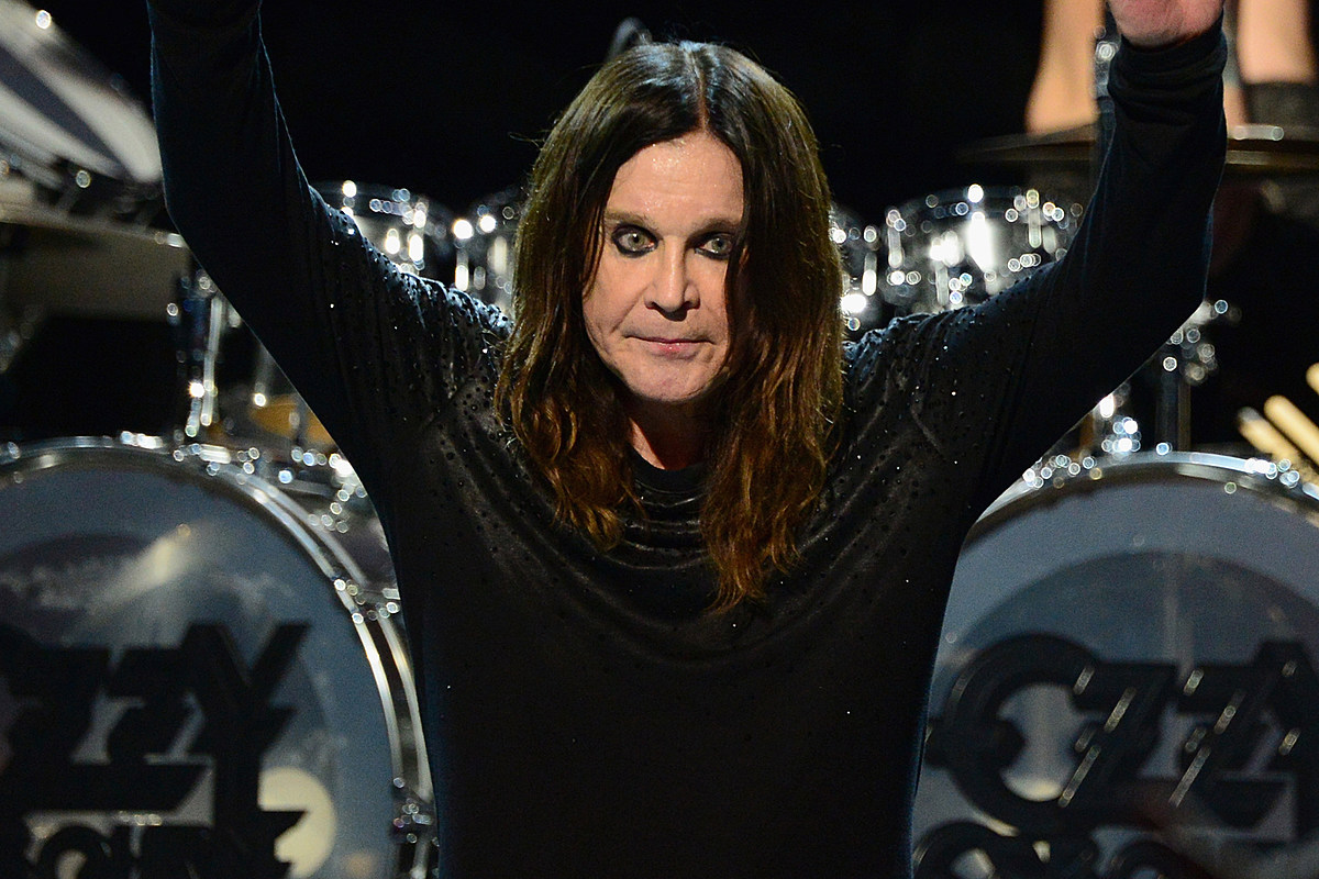 Ozzy Osbourne Creates Spotify Playlist to Salute Thanksgiving