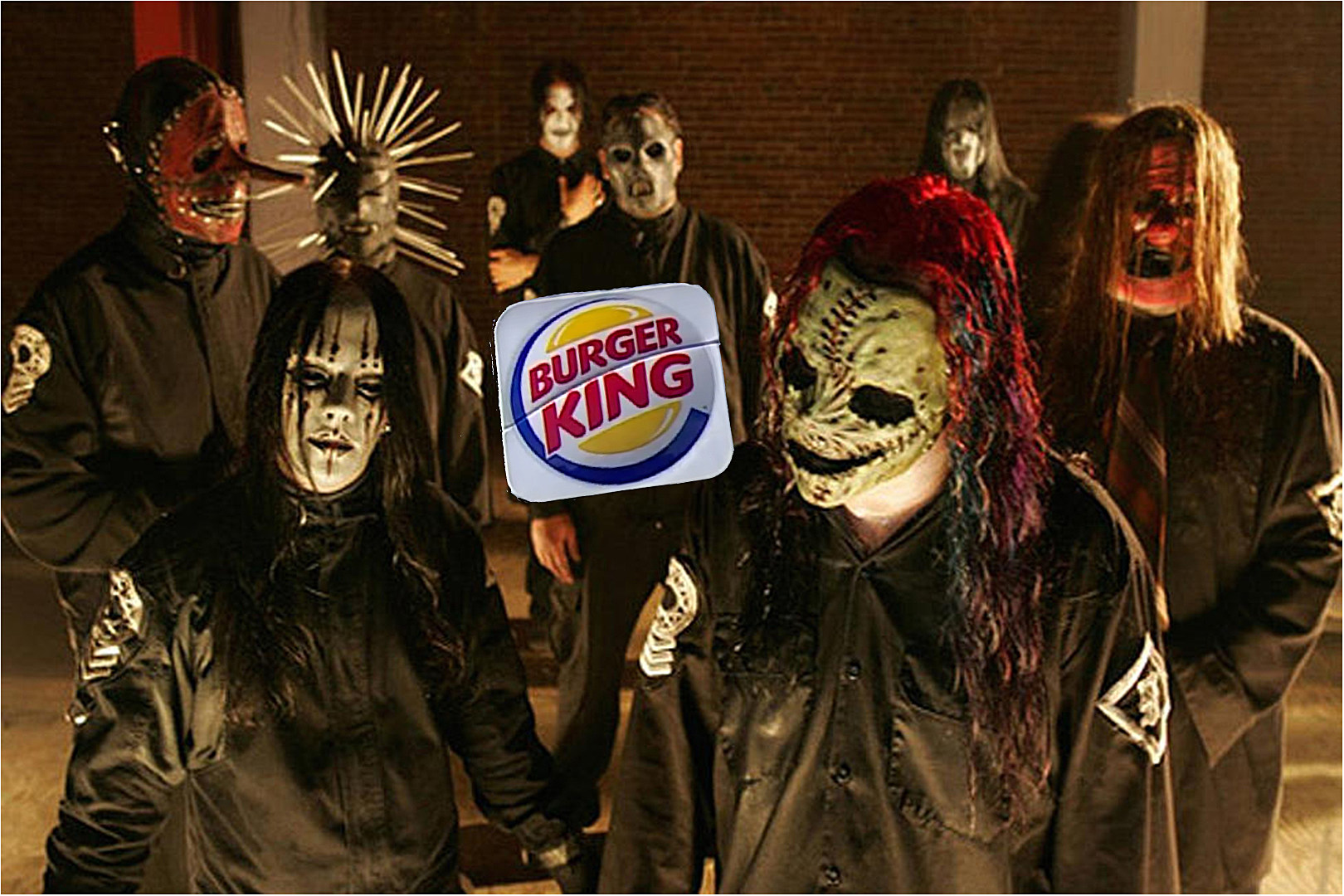 Remember When Slipknot Sued Burger King