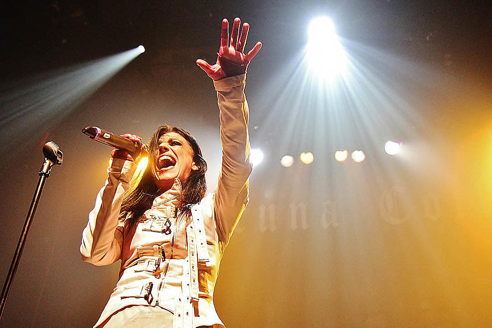 Lacuna Coil Tour 2020 Lacuna Coil Officially Start Recording New Album