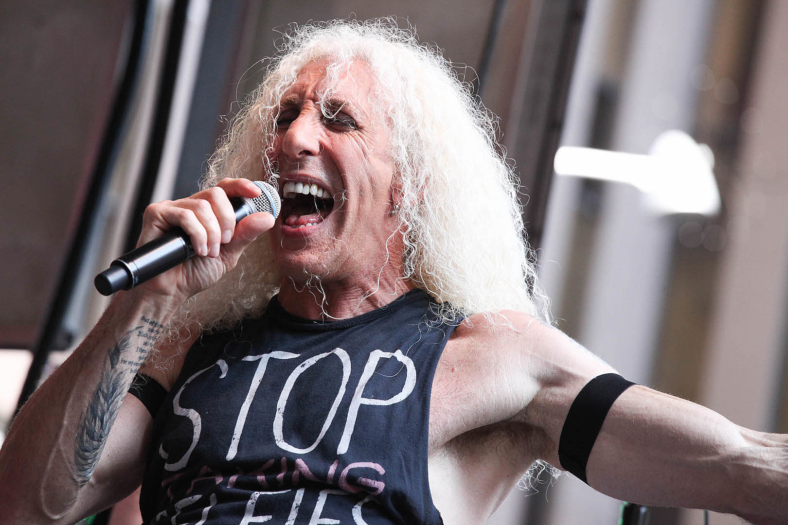 Dee Snider Reveals Why He Sold Rights to Twisted Sister Songs