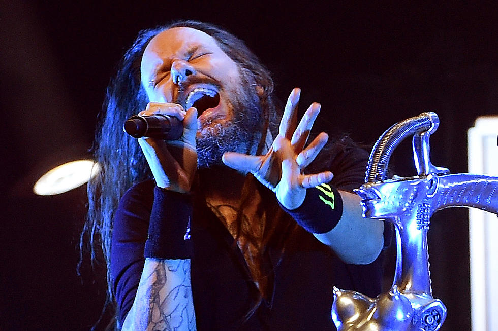 Korn Recording Sessions Interrupted By F Ked Up Studio Worker