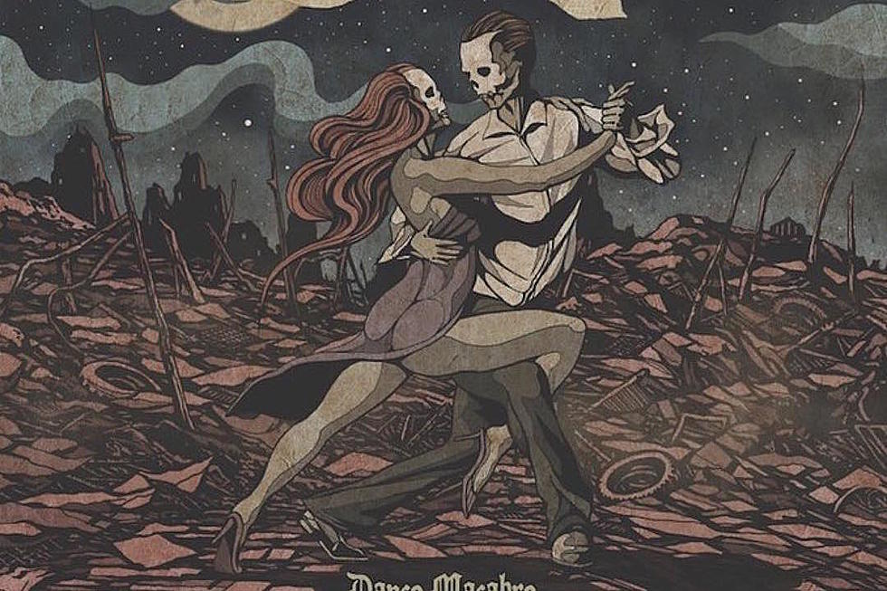 Ghost Share Carpenter Brut's Disco Rock Remix of 'Dance Macabre'