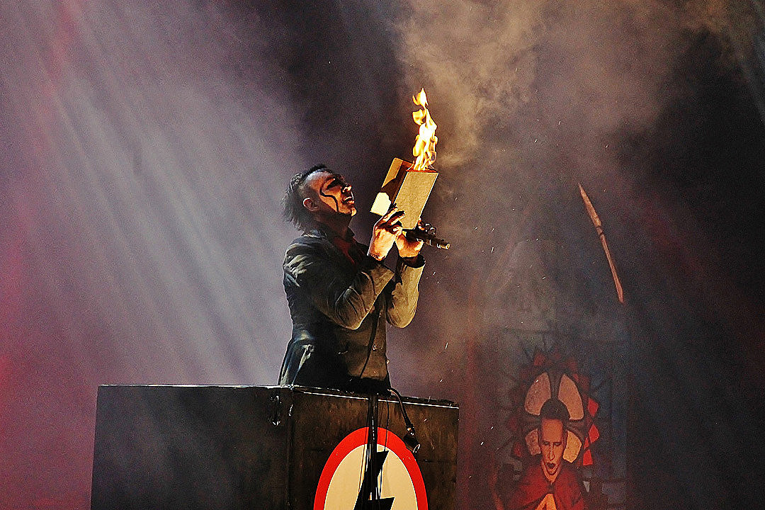 Church of Satan Clarifies Marilyn Manson's Role