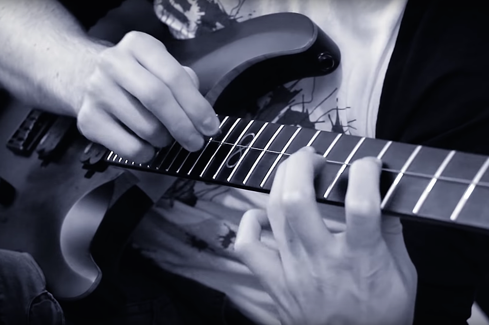 This One-String Guitar Cover of Metallica's 'One' Is Wonderful