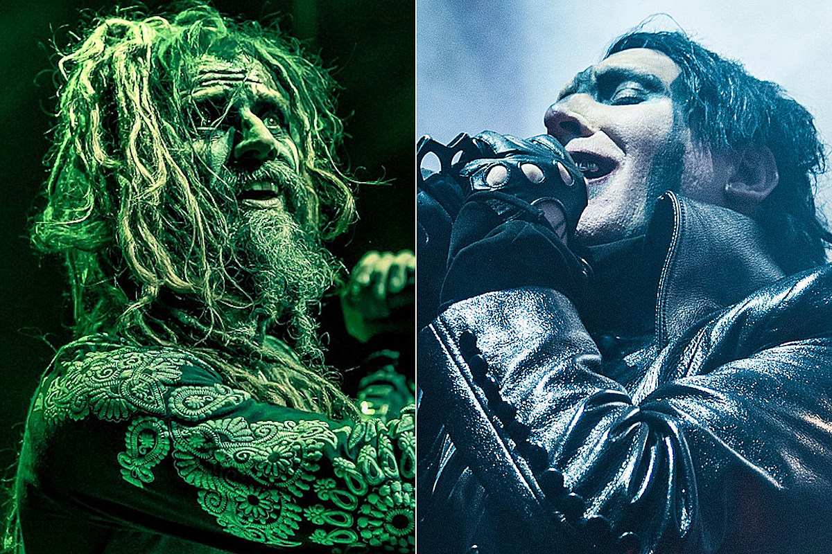 Rob Zombie + Marilyn Manson Add New Dates to 2019 'Twins of