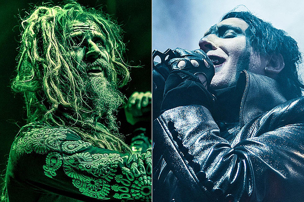 Rob Zombie Marilyn Manson Add New Dates To 2019 Twins Of Evil
