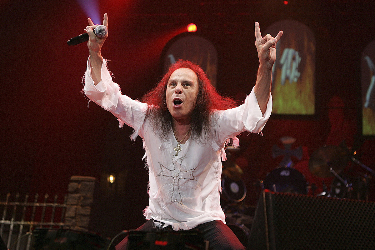 Ronnie James Dio Gala Planned for 10th Anniversary of His Death
