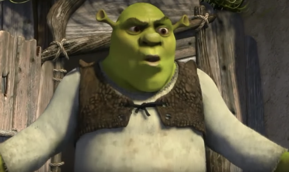 Smashing Pumpkins Offered 'Shrek' End Song Before Smash Mouth