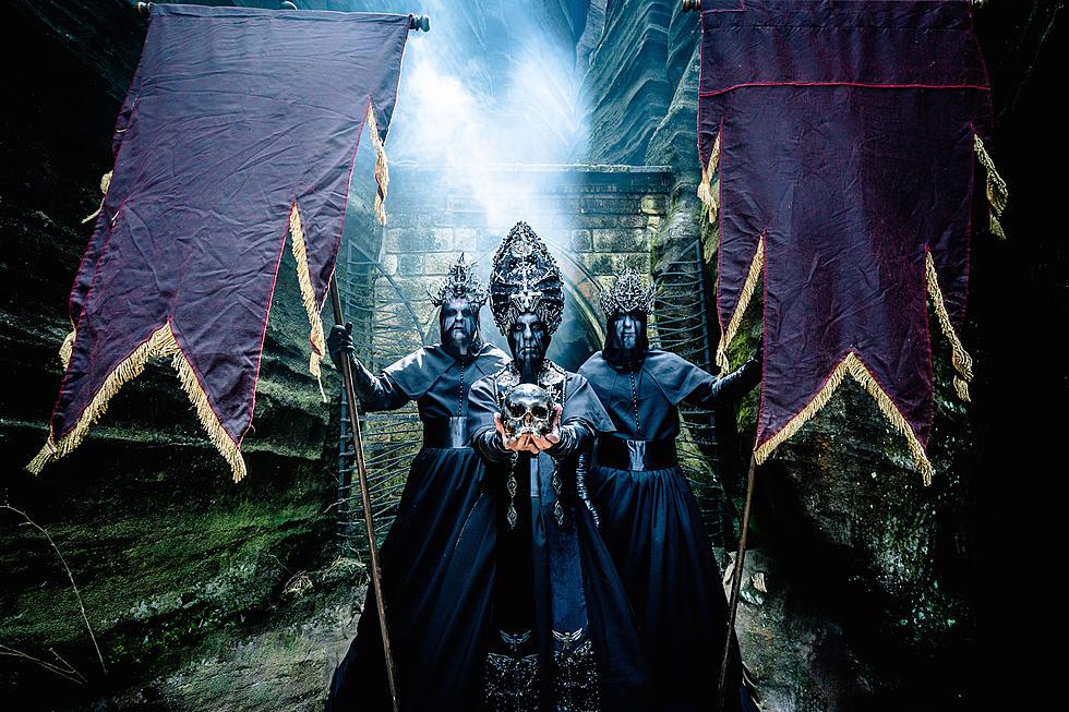 Behemoth's Nergal on Magik: 'I Practice Life, Not Rituals'