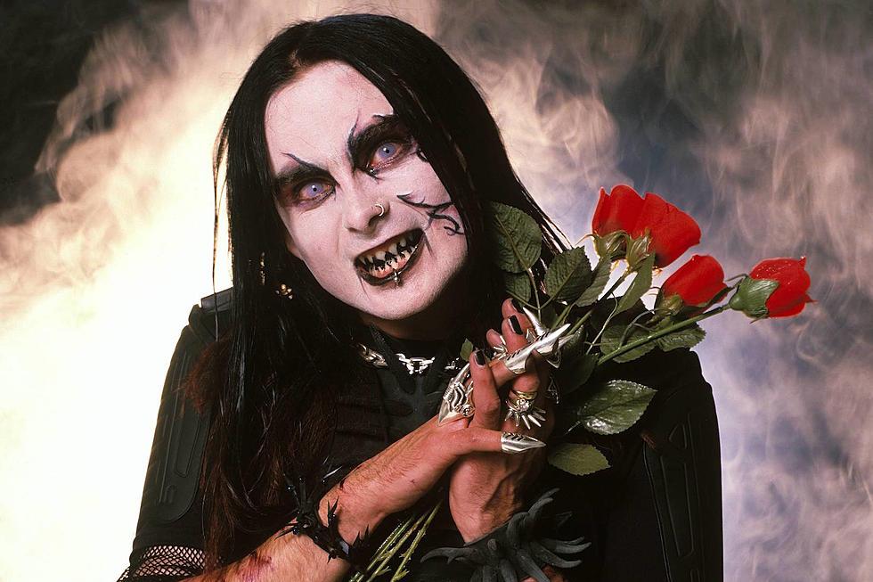 Cradle of Filth's Dani Filth on Church Burnings in Black Metal