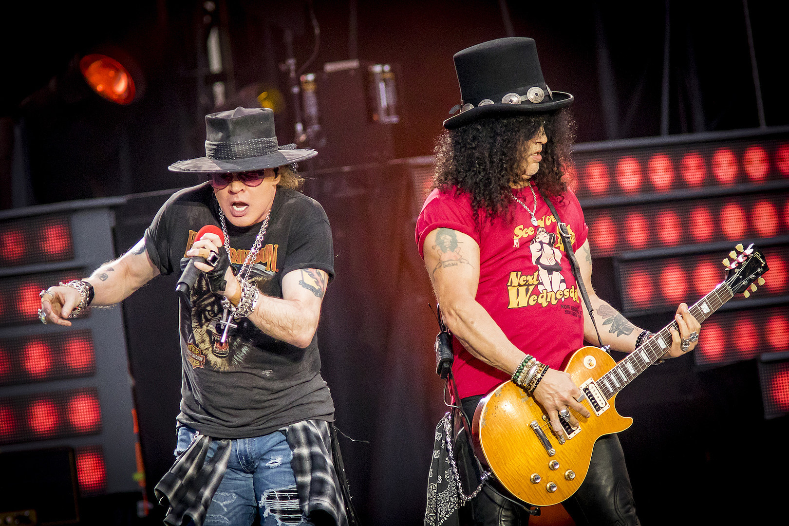 c3671ac657c2 Guns N  Roses to Work on New Album After October Tour