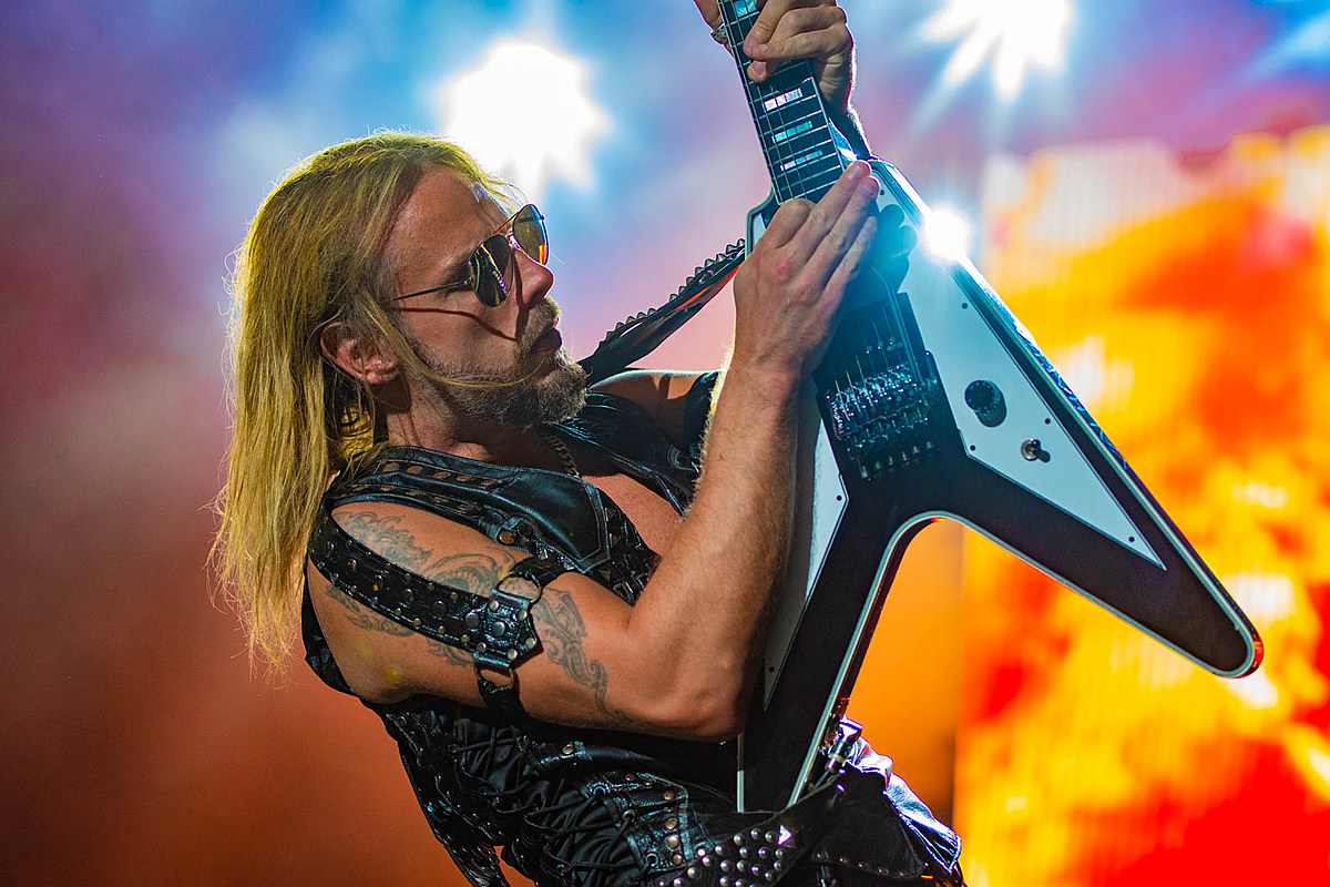 Someone Tried to Copyright Richie Faulkner's Riff From Online 'Riff Challenge'