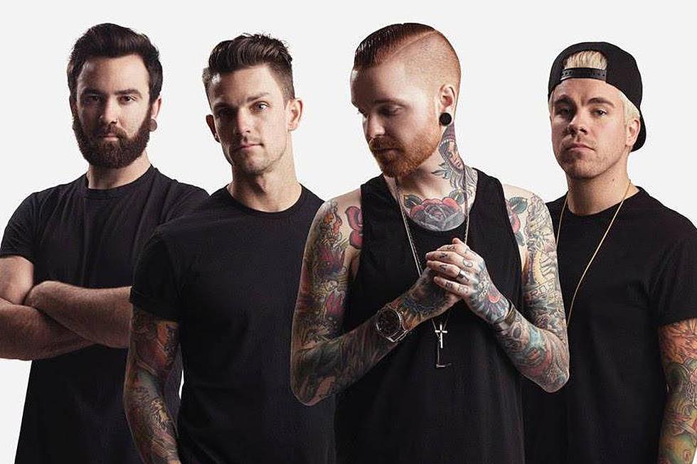 Memphis May Fire Announce 'Broken' Album + Unleash New Single