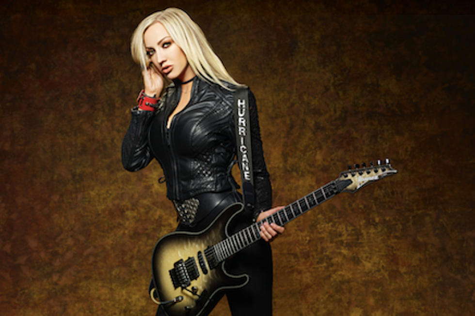 Nita Strauss: 'No Apologies for Being Female in Heavy Metal'