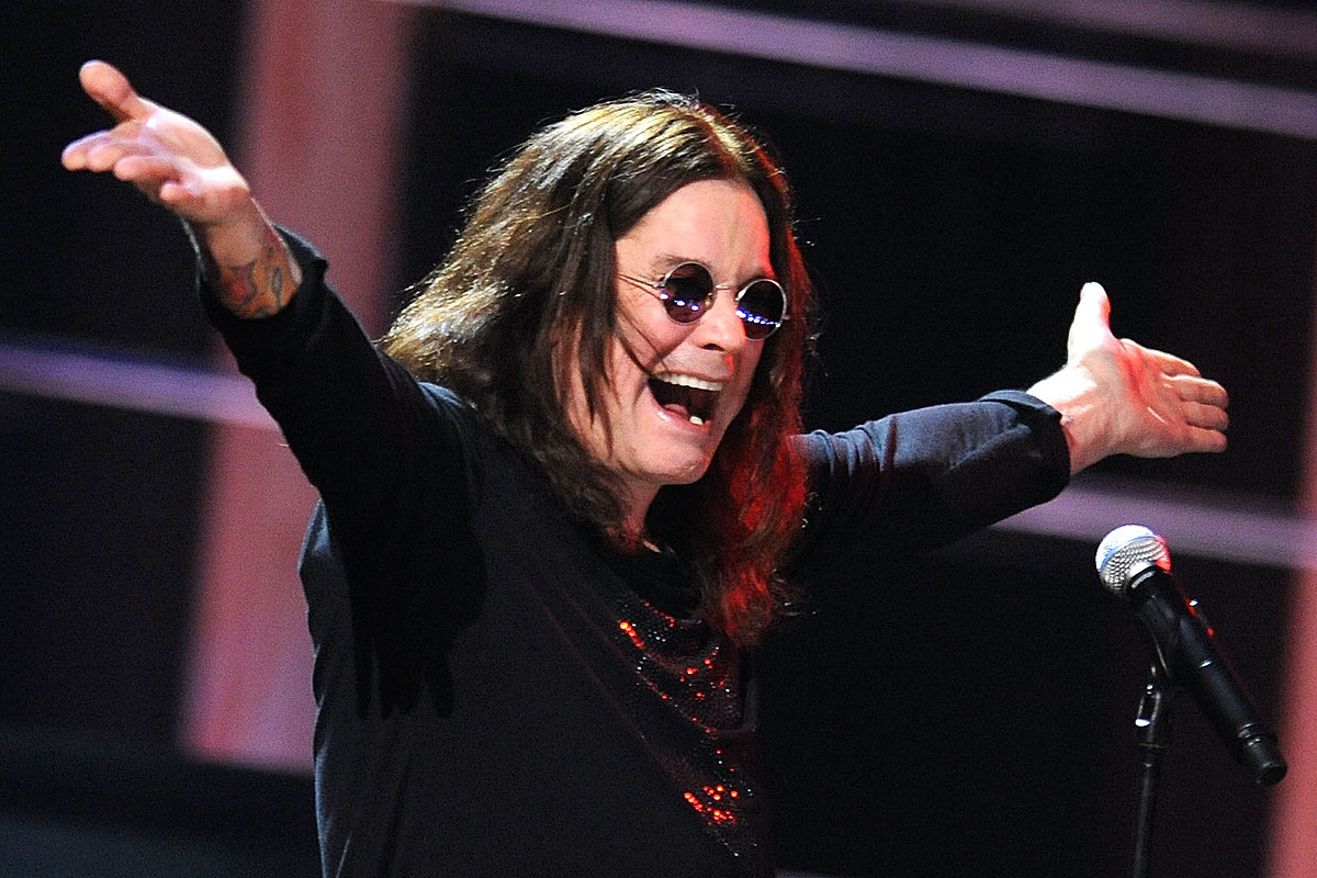 Ozzy Osbourne Thanks Fans For Support After Parkinson's Diagnosis