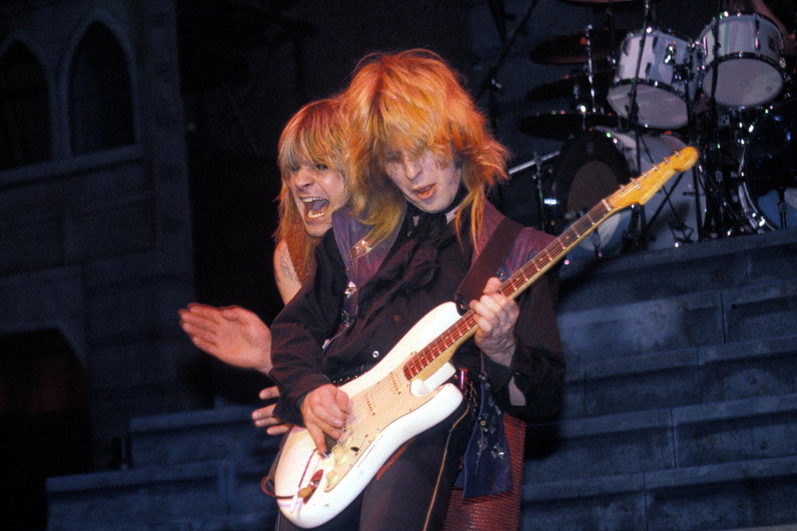 Former Ozzy Osbourne Guitarist Bernie Torme Dead at 66