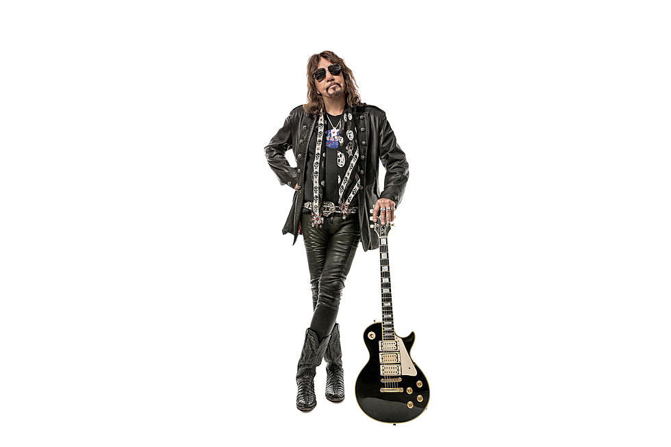 Ace Frehley on Covering Eddie Money