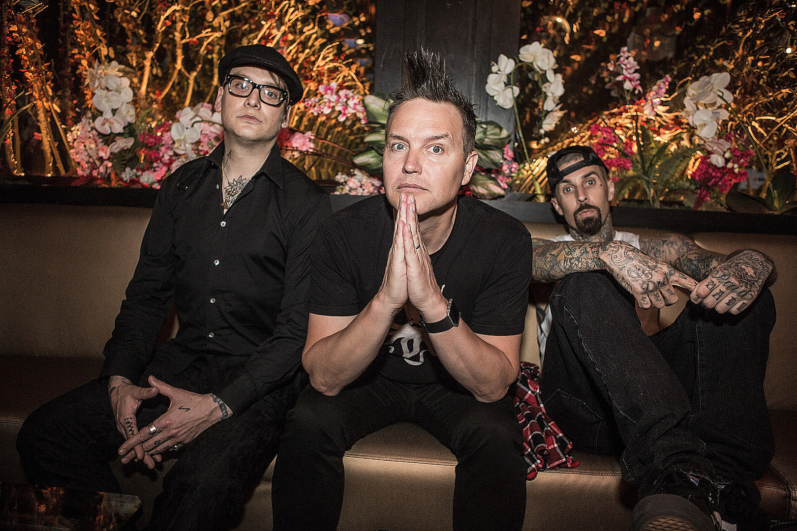 Blink-182 Unveil Poppy New Single 'Blame It on My Youth'