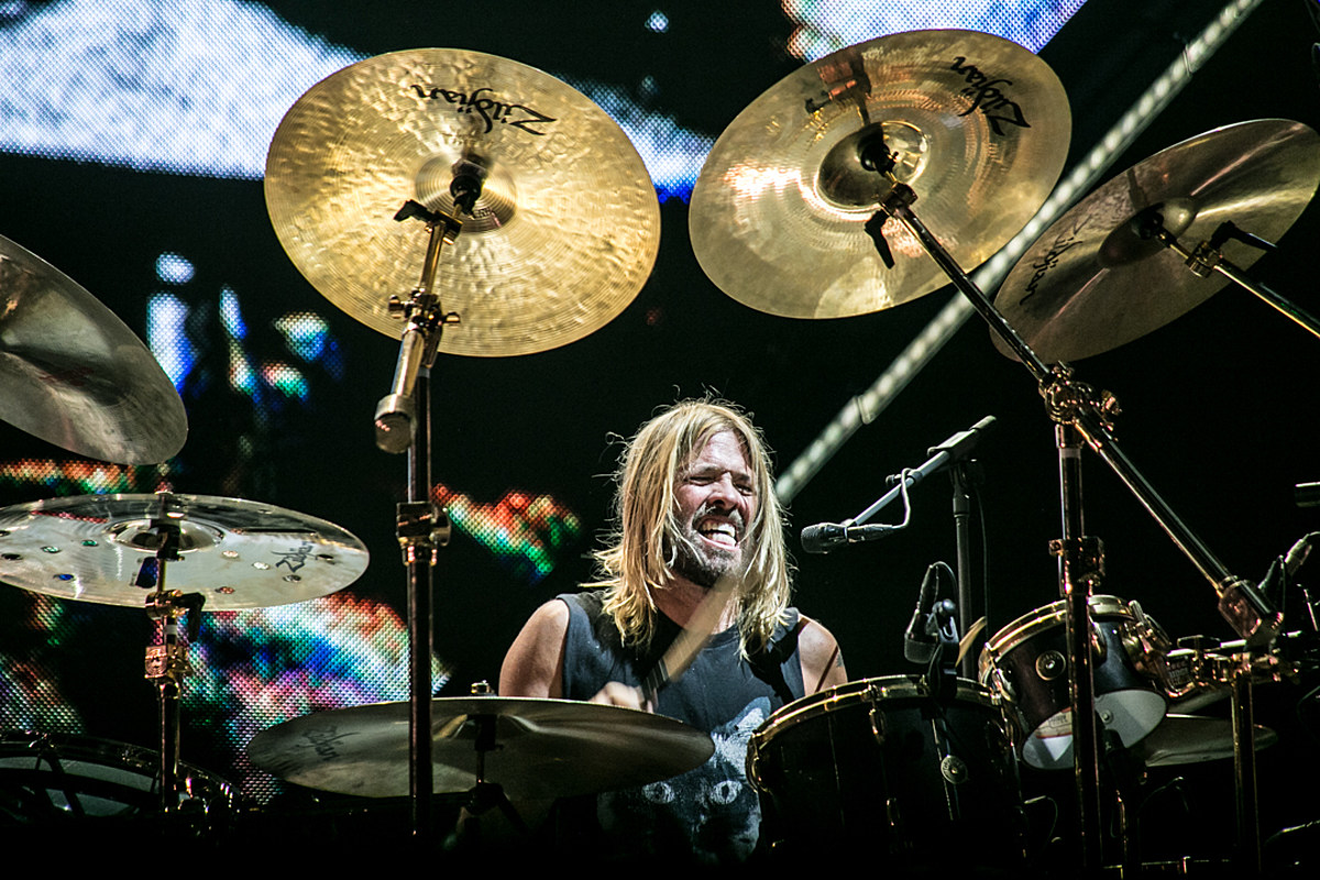 Foo Fighters New Album 2020 Taylor Hawkins: Foo Fighters Should Have a New Album in 2020