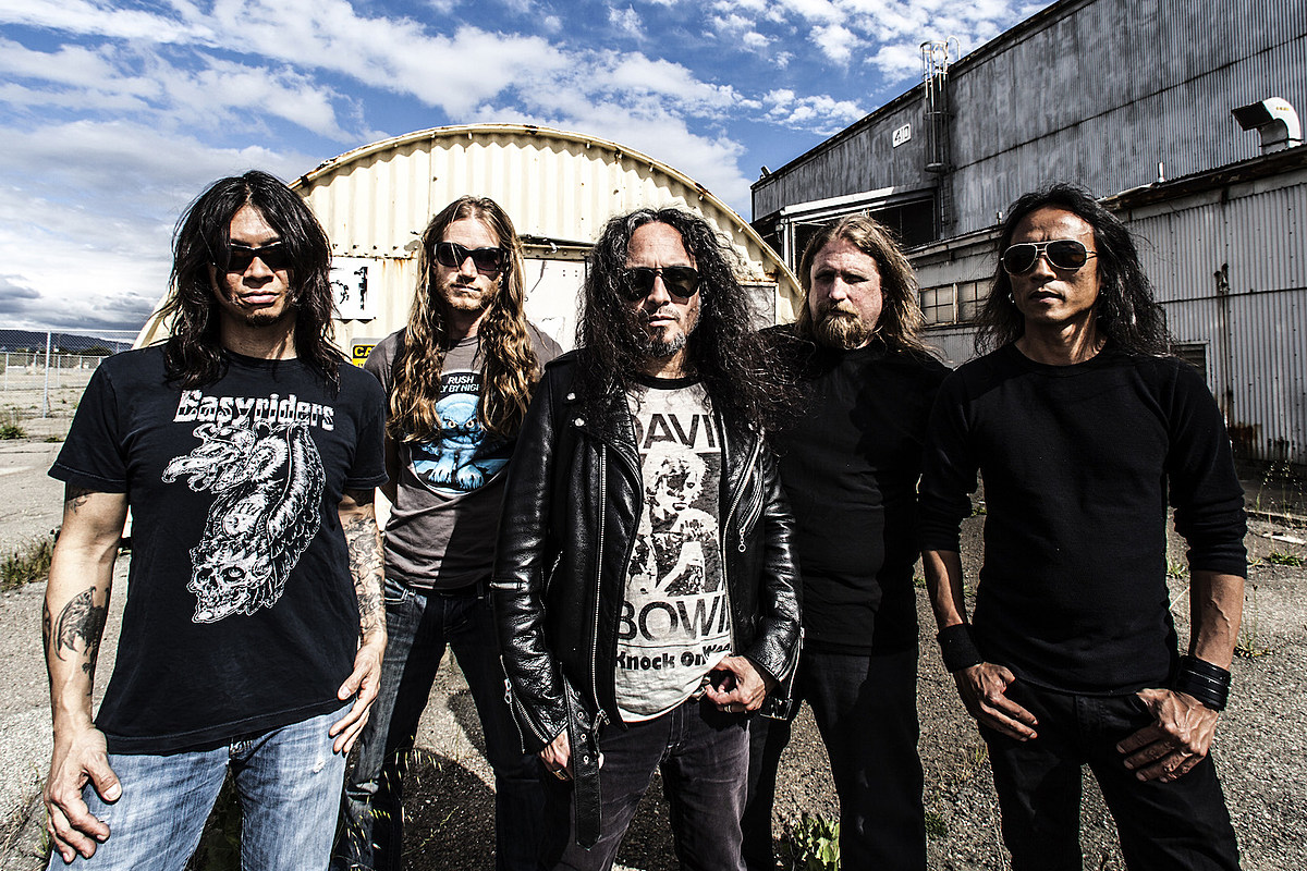 Mark Osegueda: Death Angel Still Clawing to Reach New Heights