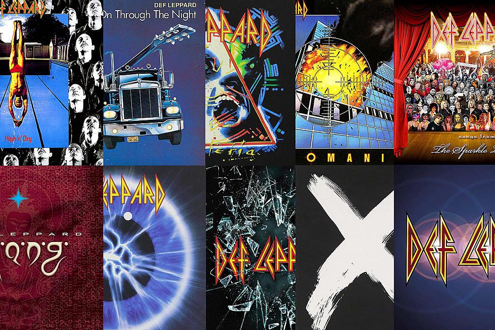 Def Leppard Albums Ranked