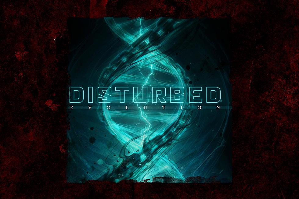Disturbed, 'Evolution' - Album Review