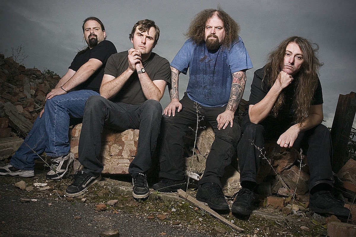 Napalm Death Book North American Tour With Aborted, Tombs + Wvrm