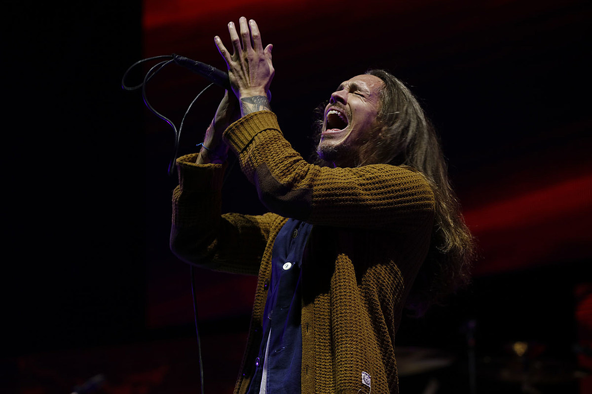 Brandon Boyd: It 'Hurt' Incubus to be Compared to Nu Metal Bands