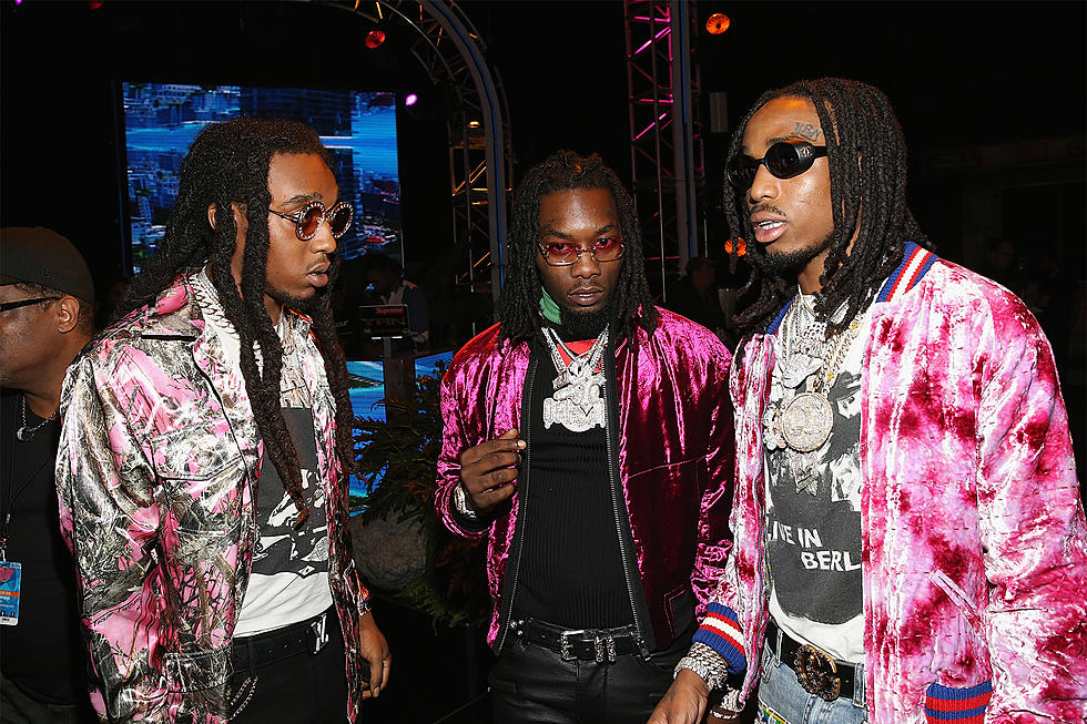 Rap Group Migos Just Won a Rock Award and Nobody Understands Why