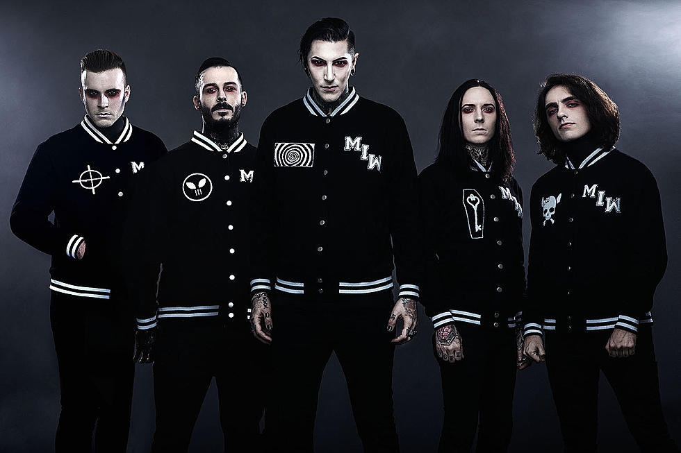 Motionless in White Debut New Song 'Undead Ahead 2'