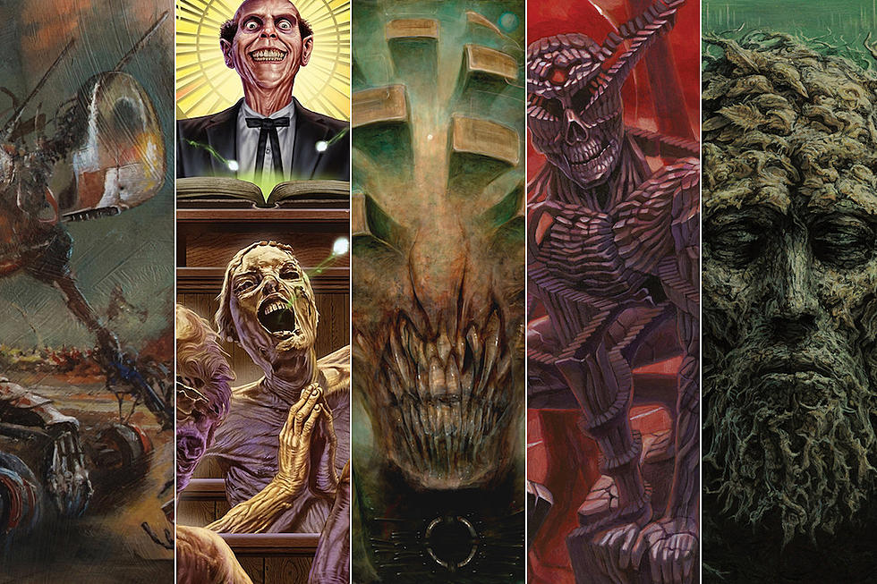 Next Generation Death Metal: 5 Bands You Need to Know