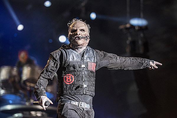 Slipknot: Corey Taylor 'Back to Work' on Upcoming Album